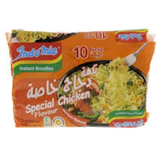 Picture of Indomie Instant Noodles Special Chicken 75gm (10 pcs)