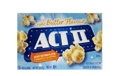Picture of ACT II Popcorn Butter Light 255 GM