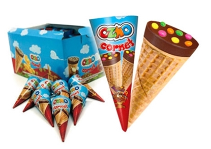 Picture of Solen Ozmo Cornet Choco 25g