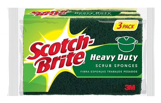 Picture of Scotch Brite SCOURER CELLULOSIC HEAVY DUTY-HD3