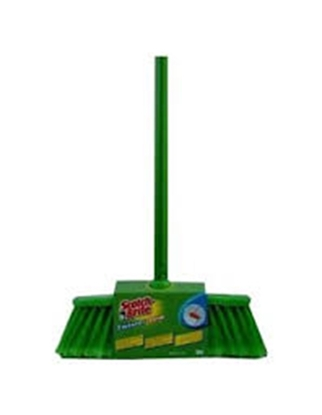 Picture of Scotch Brite INDOOR BROOM + SQUEEGEE