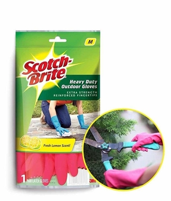 Picture of Scotch Brite GLOVES MULTIPURP MEDIUM