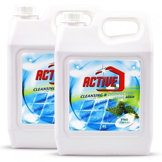 Picture of ACTIVE CL.& DISINFECTANT PINE  4 LTR