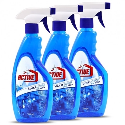 Picture of ACTIVE GLASS CLEANER 500ML