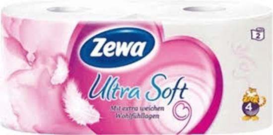 Picture of Zewa Soft & Stark Toilet Paper 8 Rolls 3p