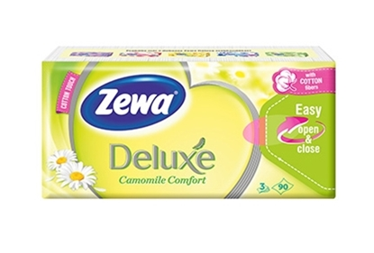 Picture of Zewa Toilet Paper Comfort 10 Rolls 3p Yellow Std Q1/18