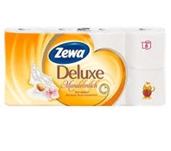 Picture of Zewa Toilet Paper Comfort 20 Rolls 3ply Yellow XXL