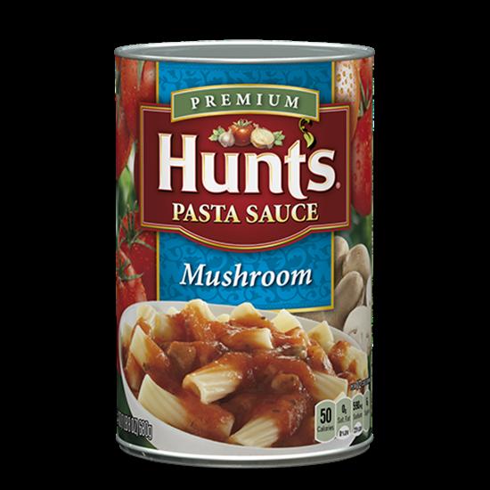 Picture of Hunt's Pasta Sauce Mushroom 680 g