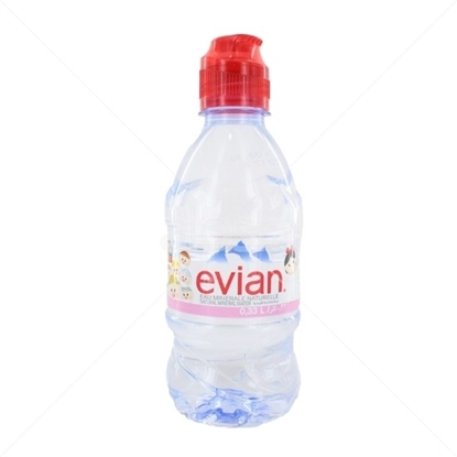 Picture of Evian mineral water kids  330ml