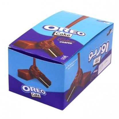 الصورة: اوريو كيك مغطى بالشوكولاته 24 جم  ( 12*12 )