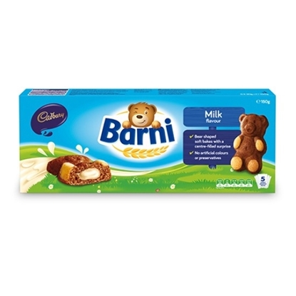 Picture of BARNI Milk CAKE 30GX5 PIECES