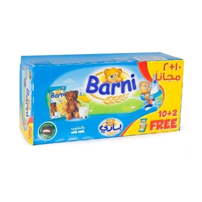 Picture of Barni Milk 30gm (10+2)