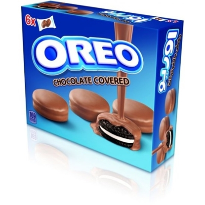 Picture of OREO CHOCOLATE COVERED 34 GM x 10 pcs