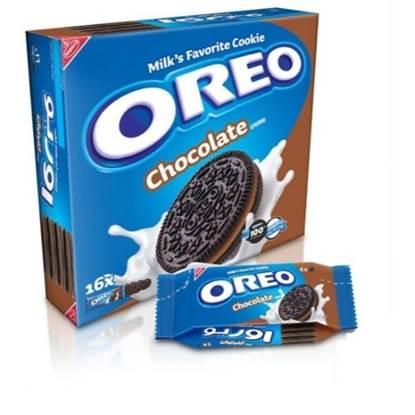 الصورة: بسكويت اوريو ب كريمة الشوكولاته 38 جم