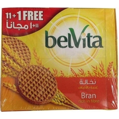 Picture of  BELVITA BRAN 62G 11+1 Free