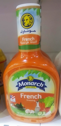 Picture of Monarch French Dressing 473ml