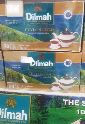 Picture of Dilmah Ceylon Gold Tea Bag (50bag) 2gm
