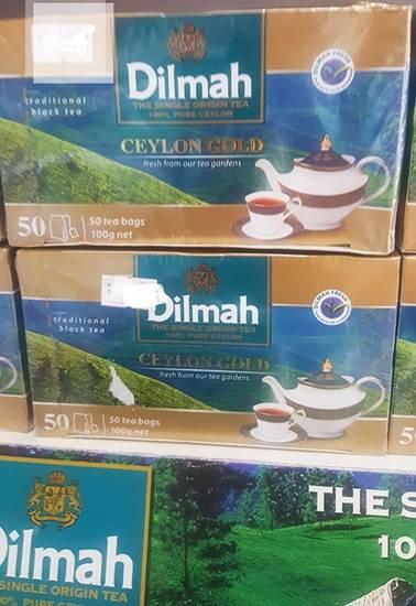 Picture of Dilmah Ceylon Gold Tea Bag (50bag) 2gm
