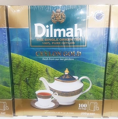 Picture of Dilmah Ceylon Gold Tea Bag (25bag) 2gm