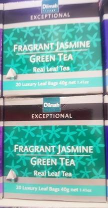 Picture of Dilmah Ceylon Grenn Tea with Jasmine 40gm