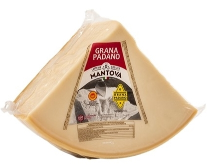Picture of LSM Grana Padano (Parmesan Cheese 5 KG)