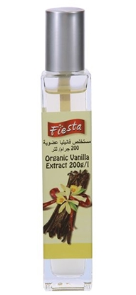 Picture of Fiesta Organic Vanilla Extract 200G