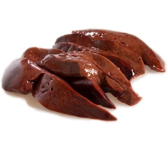 Picture of Frozen Beef liver