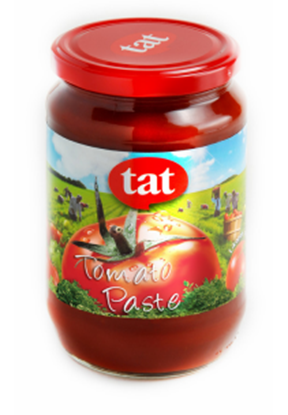 Picture of TAT Tomato Paste-800GM* 12 Jar