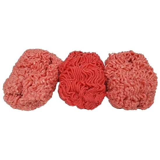 Picture of Edam New Zealand chilled Veal coarse minced meat