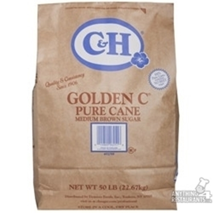 Picture of Brown Sugar C&H -22 KG