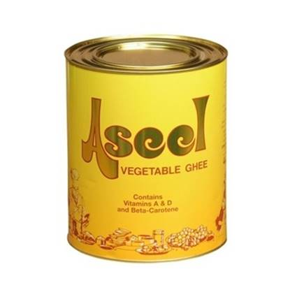 Picture of ASEEL VEGETABLE GHEE - 1000gm*12