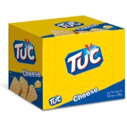 Picture of TUC Cheese 24 gm (8x12)