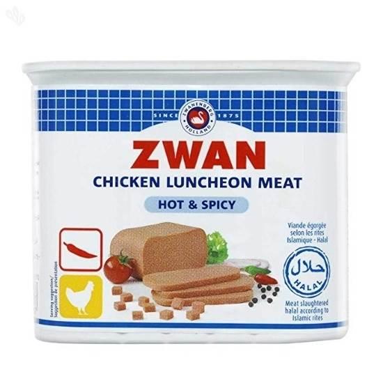 صورة زوان لحم لانشون دجاج - حار 340جم