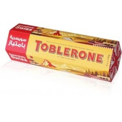 الصورة: توبليرون شوكولاته بالحليب 100 جم  6X