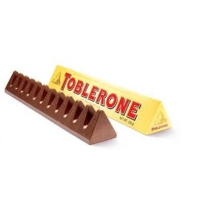 الصورة: توبليرون شوكولاته بالحليب  100 جم