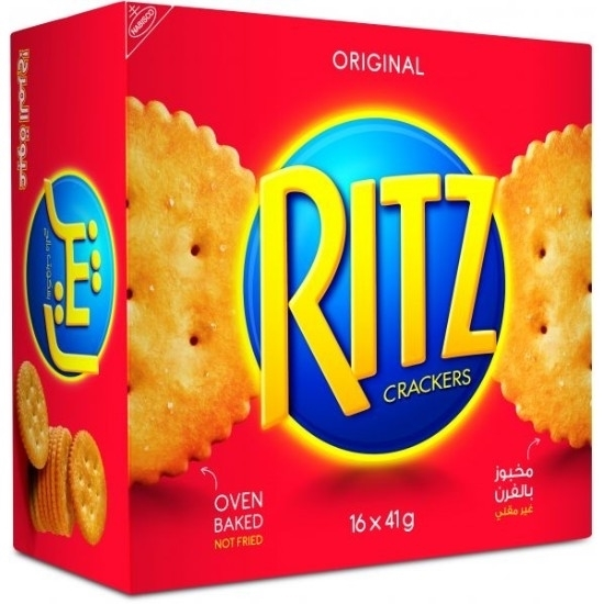 Picture of  RITZ CRACKERS 41GX16 6CA