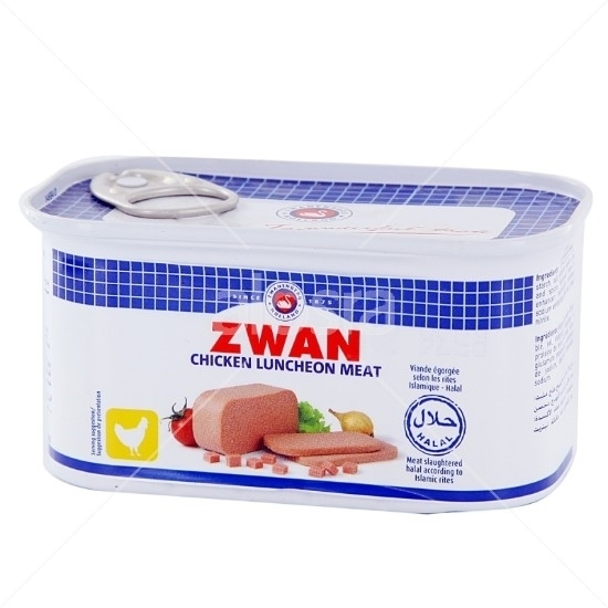 Picture of ZWAN Chicken Luncheon Meat 200 gm(3 pcs )