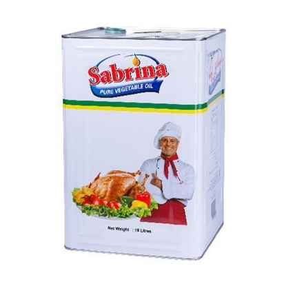 Picture of Sabrina Cooking Oil  18ltr