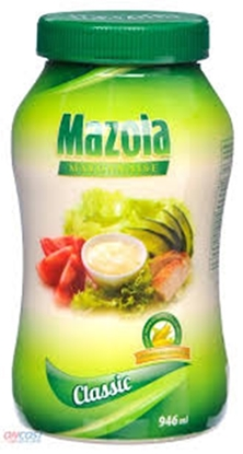 Picture of MAZOLA MAYONNAISE REGULAR 946 ML