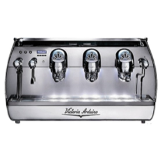 Picture of Adonis digital coffee machine Semi- Automatic Coffee 3 GRPS