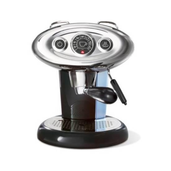 صورة ايللي ماكينة تحضير القهوة لون أسود