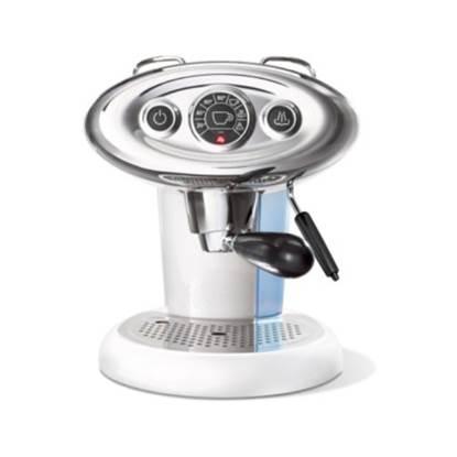 الصورة: ايللي ماكينة تحضير القهوة لون أبيض