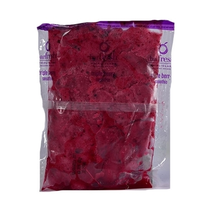 Picture of Barfresh Triple Berry Smoothie (11.1 fl Oz x 24 Pouch)