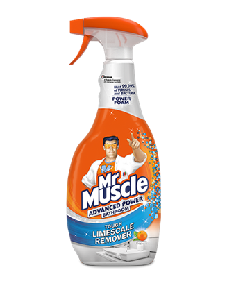 Picture of MR. MUSCLE DUCK TOILET CLEANER EXTRA POWER CITRUS 750 ML