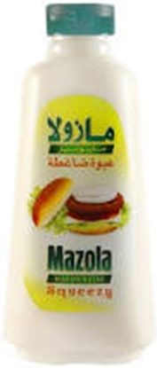 Picture of MAZOLA MAYONNAISE REGULAR SQUEEZY 650 ML