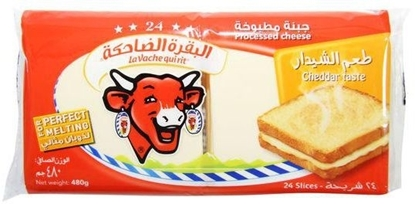 Picture of LAUGHING COW CHEDDAR 24S 480G