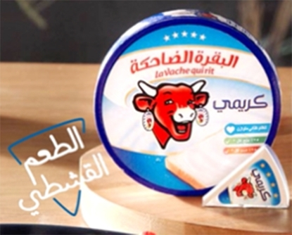 Picture of LAUGHING COW VQR Yum  32P