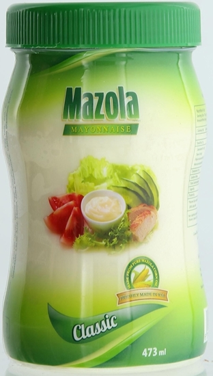 Picture of MAZOLA MAYONNAISE CLASSIC 473 ML