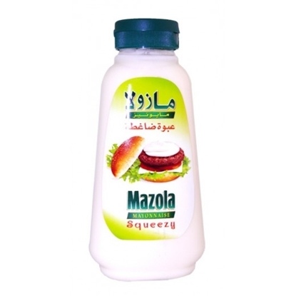 Picture of MAZOLA MAYONNAISE REGULAR SQUEEZY 340 ML