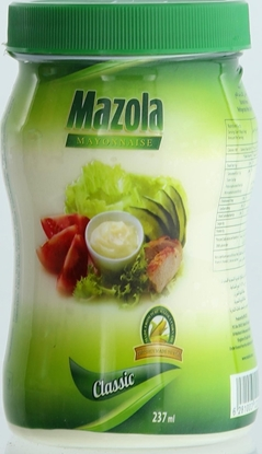 Picture of MAZOLA MAYONNAISE REGULAR 237 ML